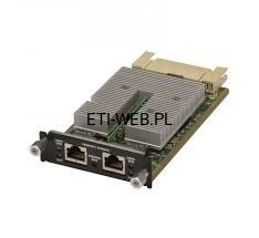 MODUŁ Dell X901C PowerConnect 6200-XGBT 10GBASE-T 10Gb/s Dualport