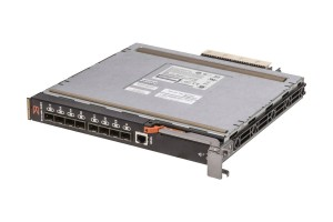 Dell Brocade 4424 M4424 4GB 16 port active Fibre Channel Switch PowerEdge M1000E